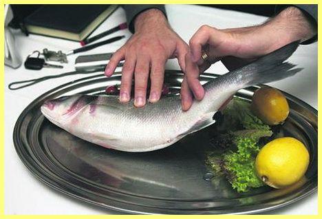 Як вибрати якісну рибу