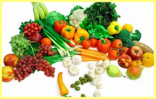 Як вибрати якісні овочі та фрукти