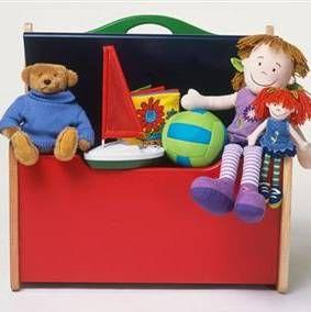 Наводимо порядок у дитячій: куди дівати іграшки