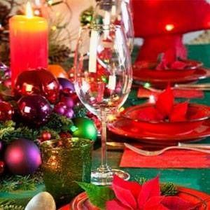Новорічний стіл 2016: страви, сервірування