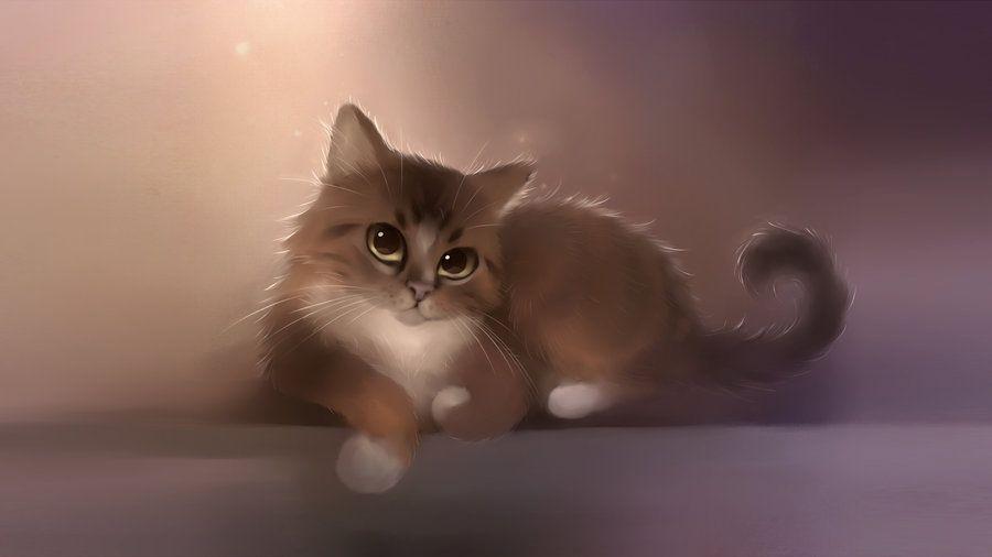 Кішки на робочий стіл