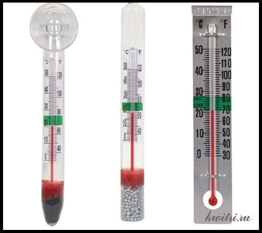 термометр для акваріума