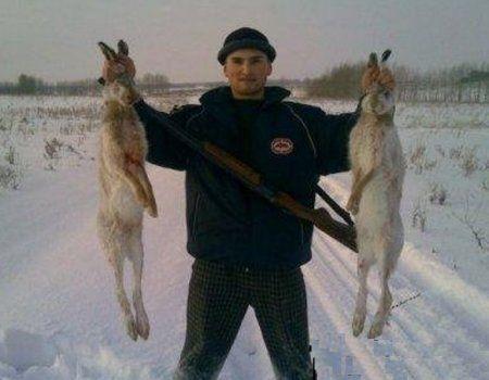 Одиночна полювання на зайців