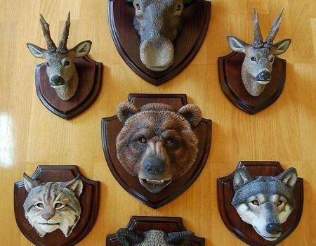 Полювання та мисливські трофеї