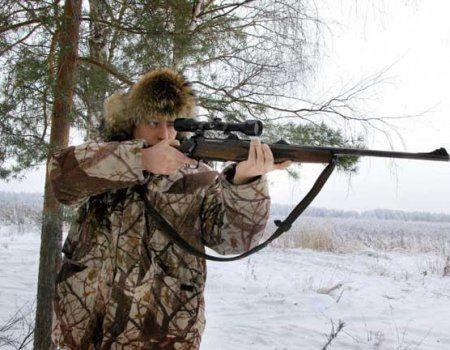 Полювання на лося, вибір зброї
