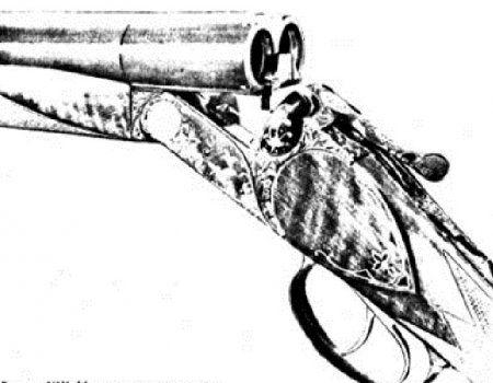 Мисливську гладкоствольну рушницю марки іж-41