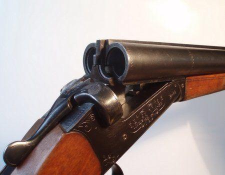 Мисливські рушниці ІЖ 58