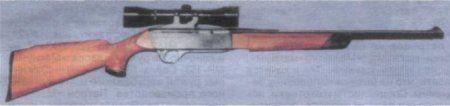 Мисливський карабін тоз-125