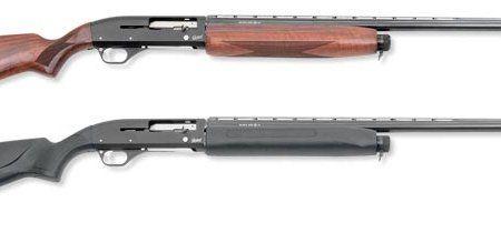 Опис мисливської рушниці МР-153