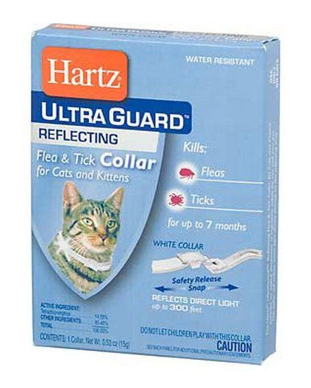 Нашийник для кішок від бліх