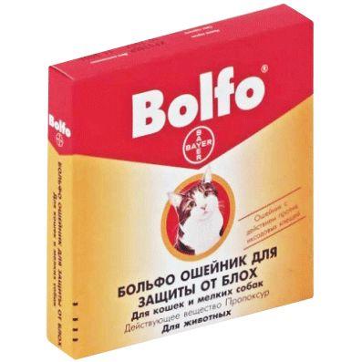 Bolfo нашийник для кішок