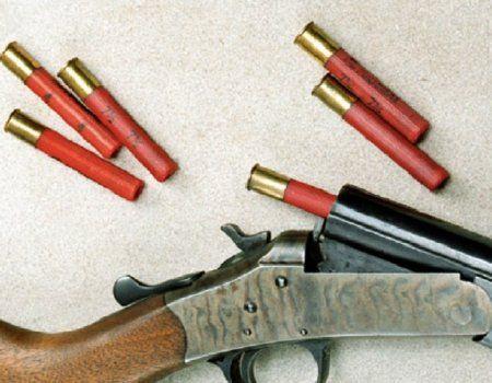 Віддача під час стрільби з гладкоствольної зброї