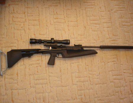 Пневматична рушниця для полювання