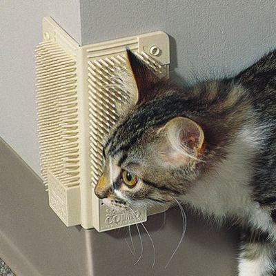 Кутова щітка для кішок