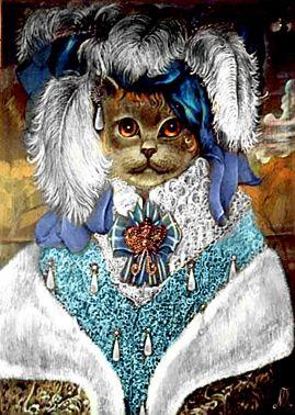 Макавіті - чарівний кіт