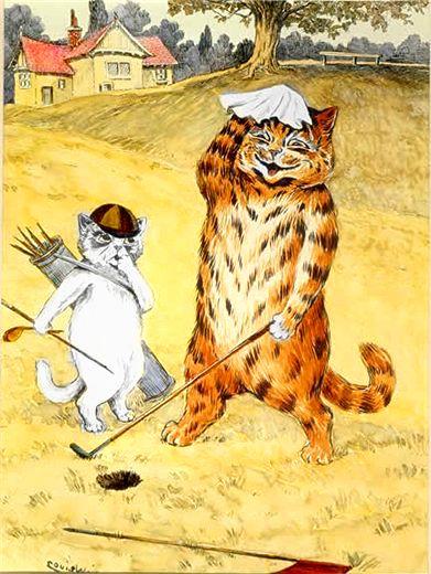 Шімблшенкс, залізничний кіт