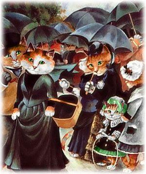 Популярна наука про кішок, написана Старим опосума Популярна наука про кішок, написана Старим опосума