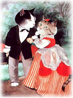 Пісня джеллейних кішок