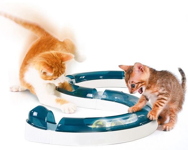 Інтерактивна іграшка для кішки