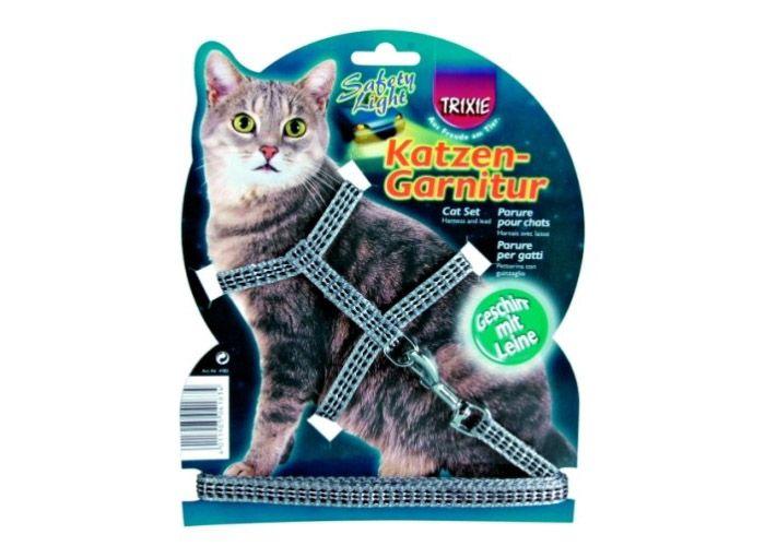 Поводок для кішок