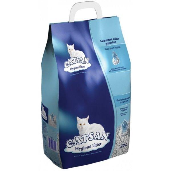 Наповнювач для котячого туалету Catsan в пакеті