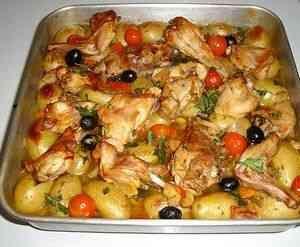 як приготувати кролика в духовці смачно з овочами Здравствуйте, шановні читачі і гості, сайту Смачні Рецепти!