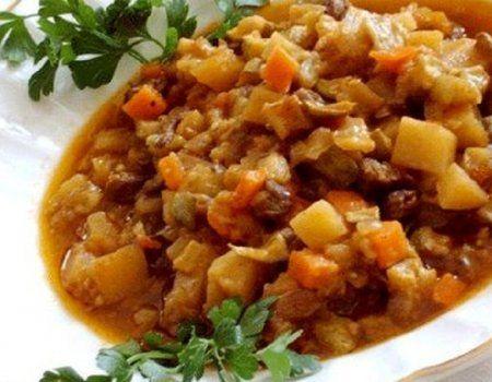 Рецепти приготування м`яса рисі