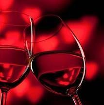 Романтична вечеря в день святого валентина