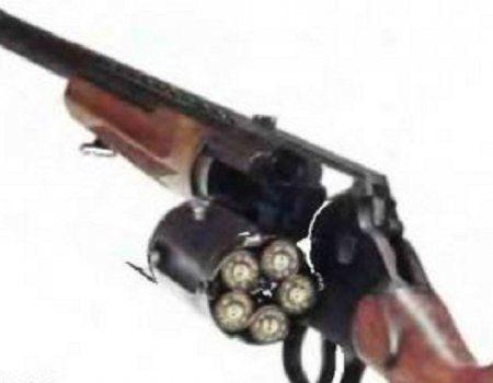 Рушниця револьверного типу моделі мц 255