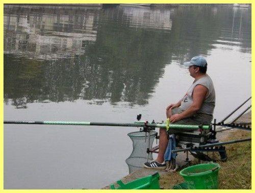 Ловля риби штекернимі вудлищами