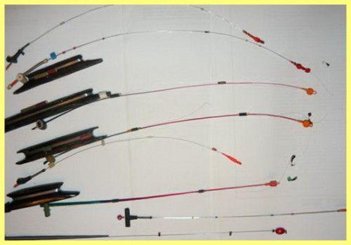 Кивки для літньої риболовлі