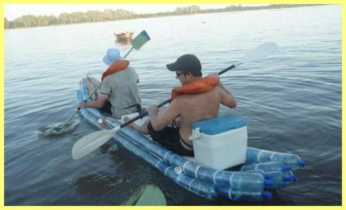 Саморобні човни для риболовлі
