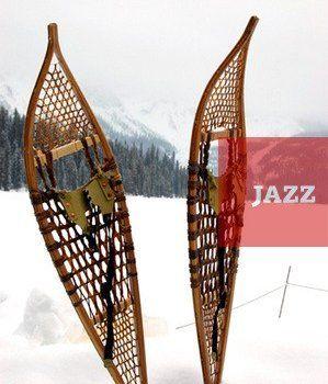 Саморобні снігоступи для полювання