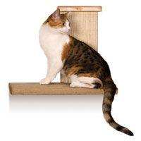 Шведська стінка для котів
