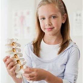 Сколіоз у дітей: причини, симптоми, лікування. Профілактика сколіозу