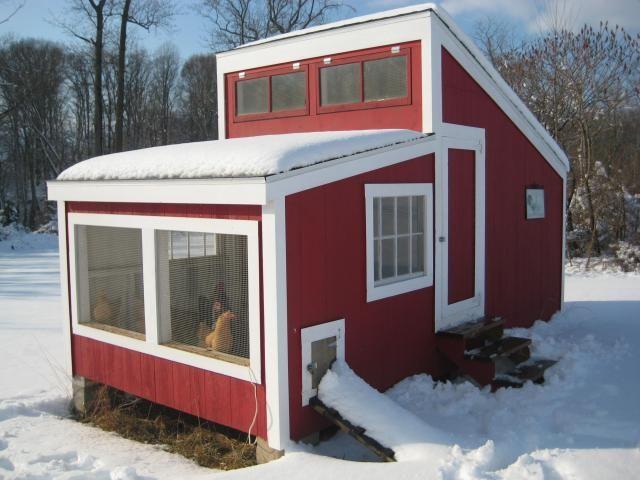 Зимовий варіант побудови