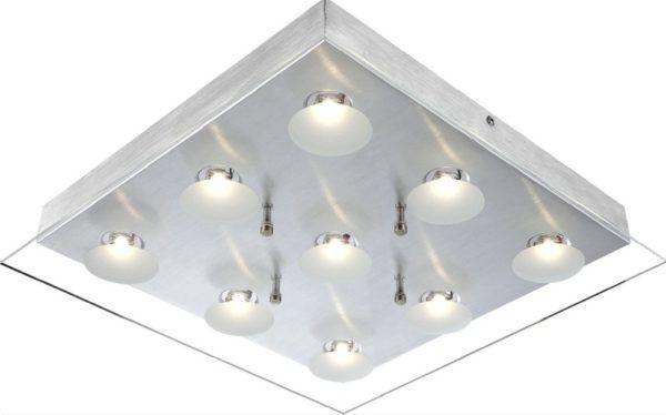 Світильник світлодіодний стельовий накладної 595х595х50мм