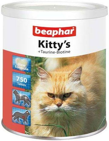 Таурин для кішок