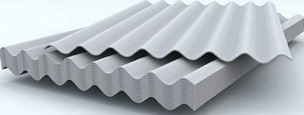 Технологія укладання шиферу на дах