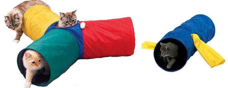 Тунель для кішок