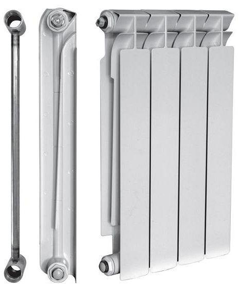 Установка біметалевих радіаторів опалення своїми руками
