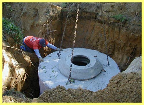 Пристрій каналізації на дачі своїми руками: докладний опис і фото