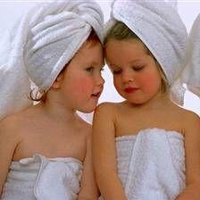 В баню - з дітьми
