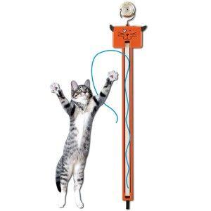 Весела іграшка для кішок