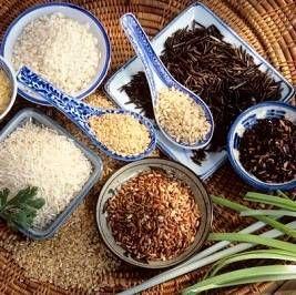 Види і користь рису