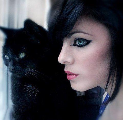 Жінки і кішки